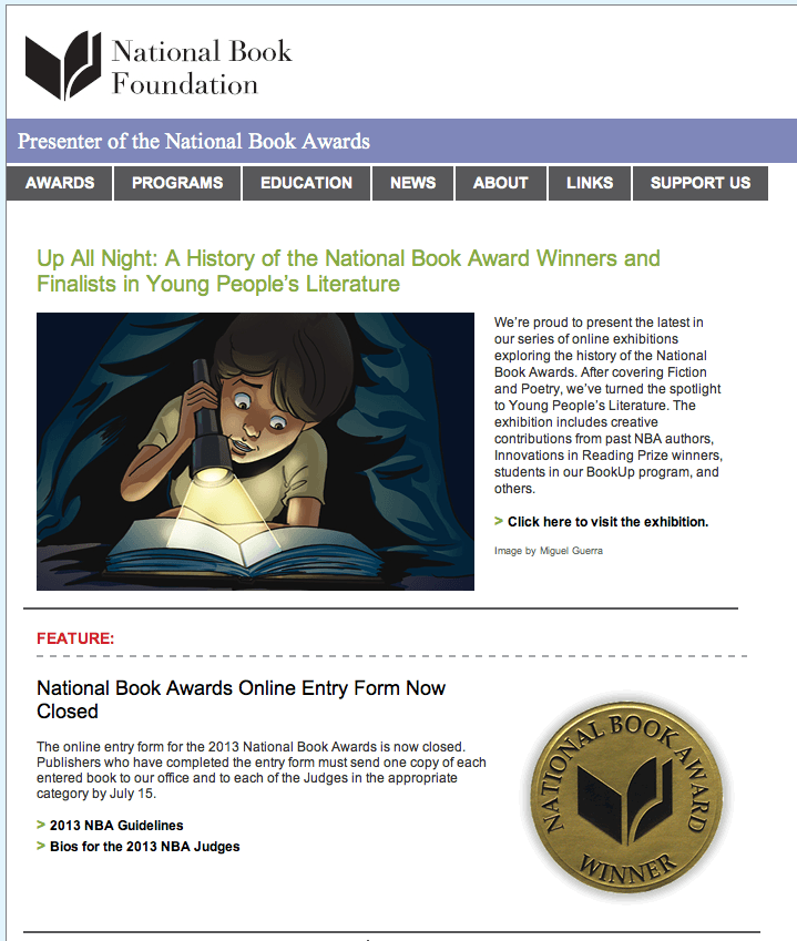 national-book-foundation-homepage
