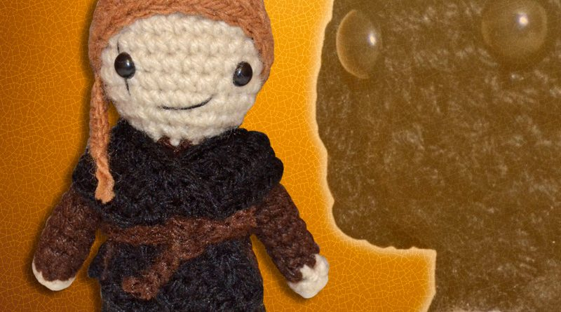 Star Wars Crochet Anakin Skywalker by Suzy Dias
