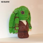 Star Wars Crochet Kit Fisto by Suzy Dias