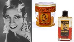 Josephine Baker's Baker Fix and Bakeroil