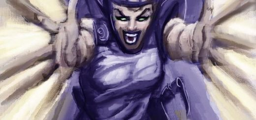 speed-painting-purple-miguel-guerra