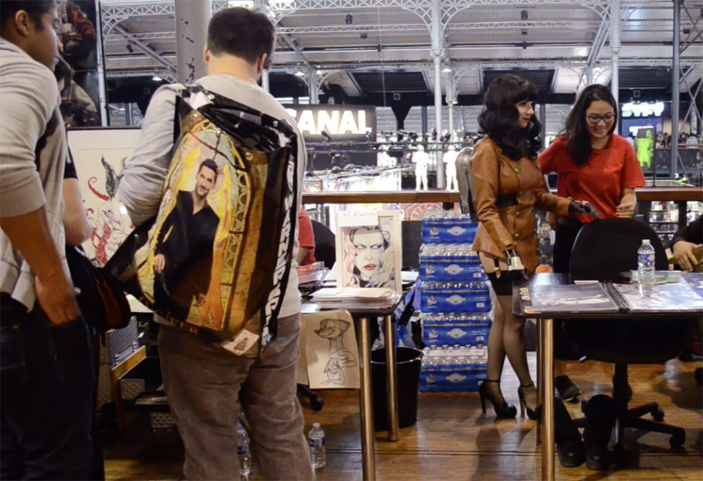 Paris à la Geek at the Paris Comic Con 2017: Cosplay
