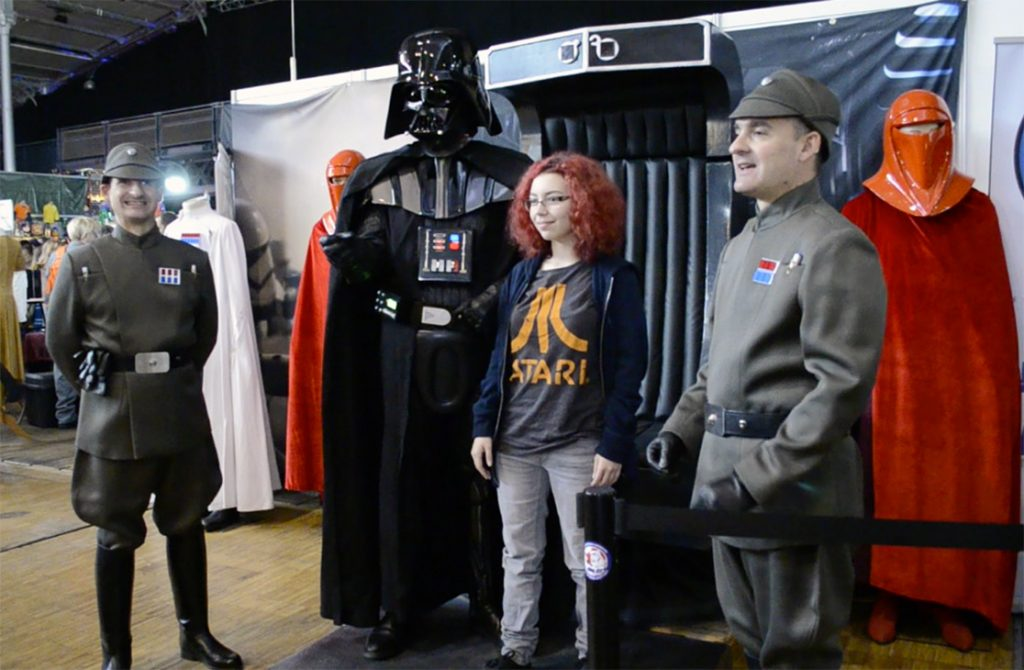 Paris a la Geek at the Paris Comic Con: Star Wars