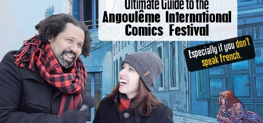 Paris à la Geek Ultimate Guide to the Angouleme International Comics Festival 2018
